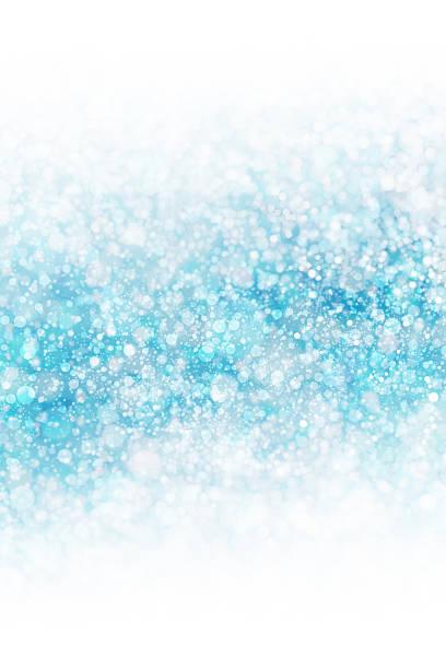 Blue lights background vector art illustration
