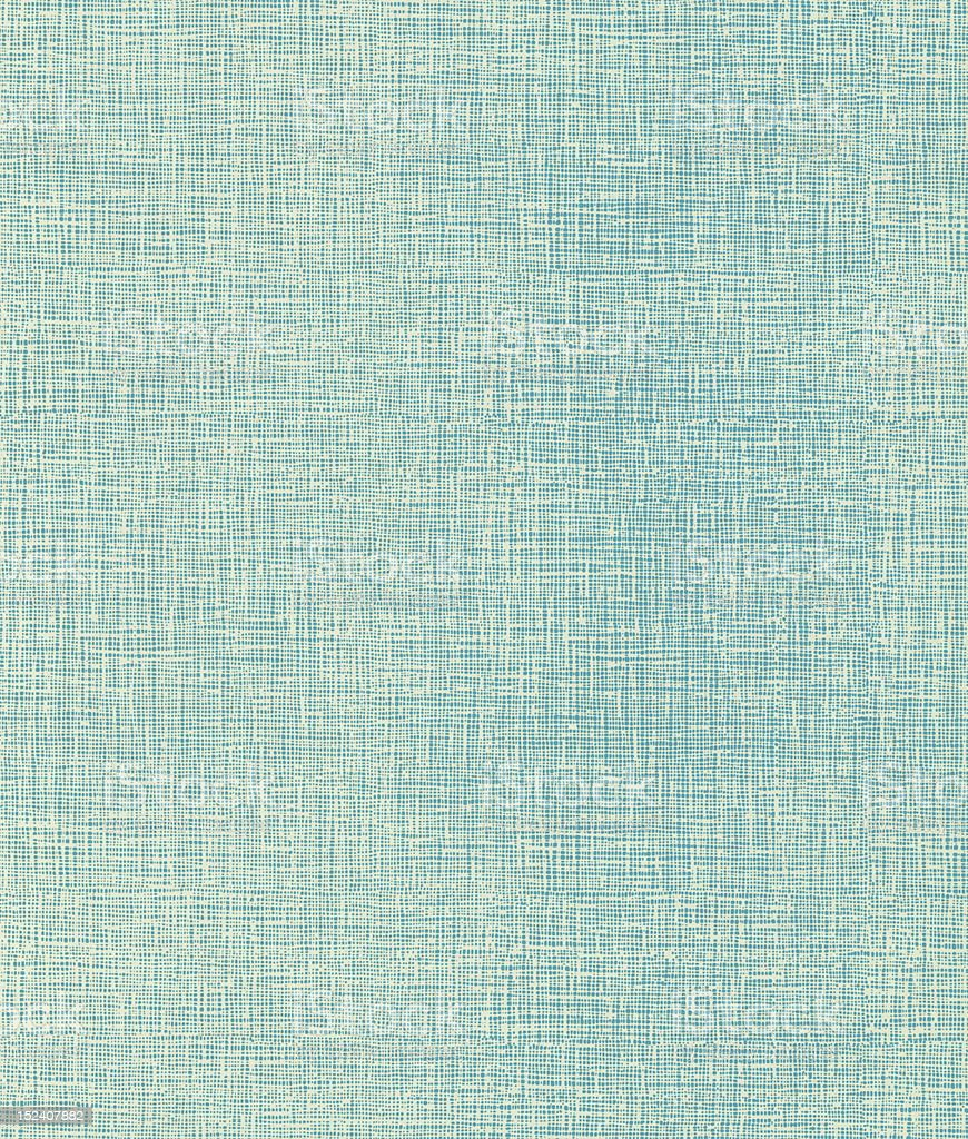 Blue Linen Texture vector art illustration
