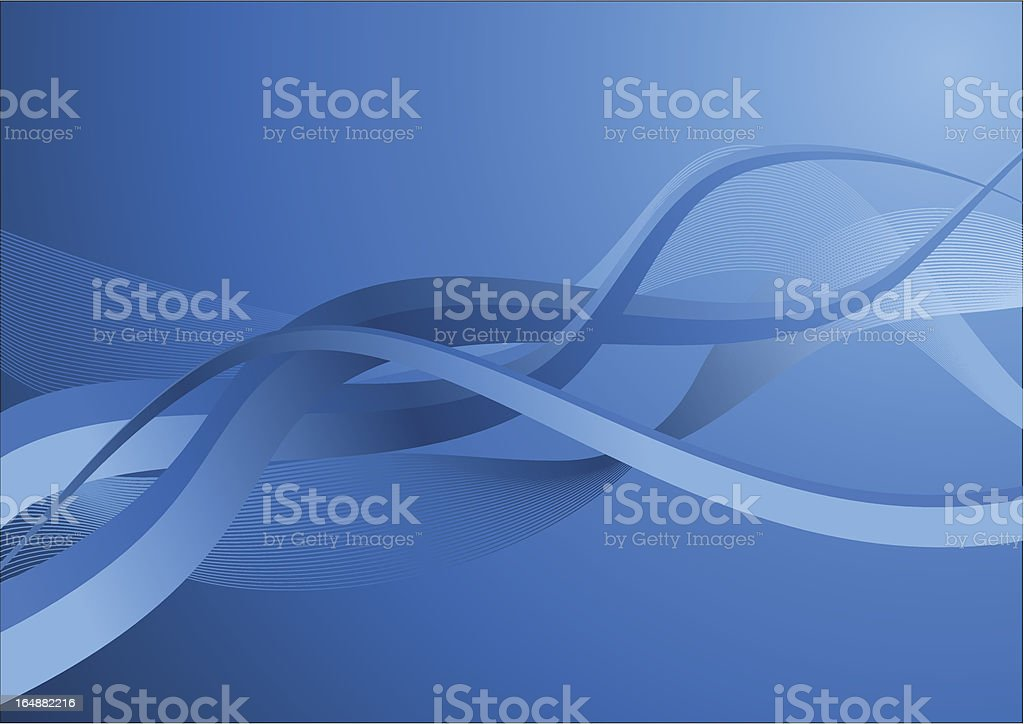 blue lines background royalty-free stock vector art