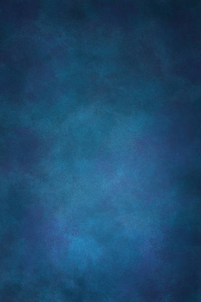 blue painted background - textured effect stock illustrations