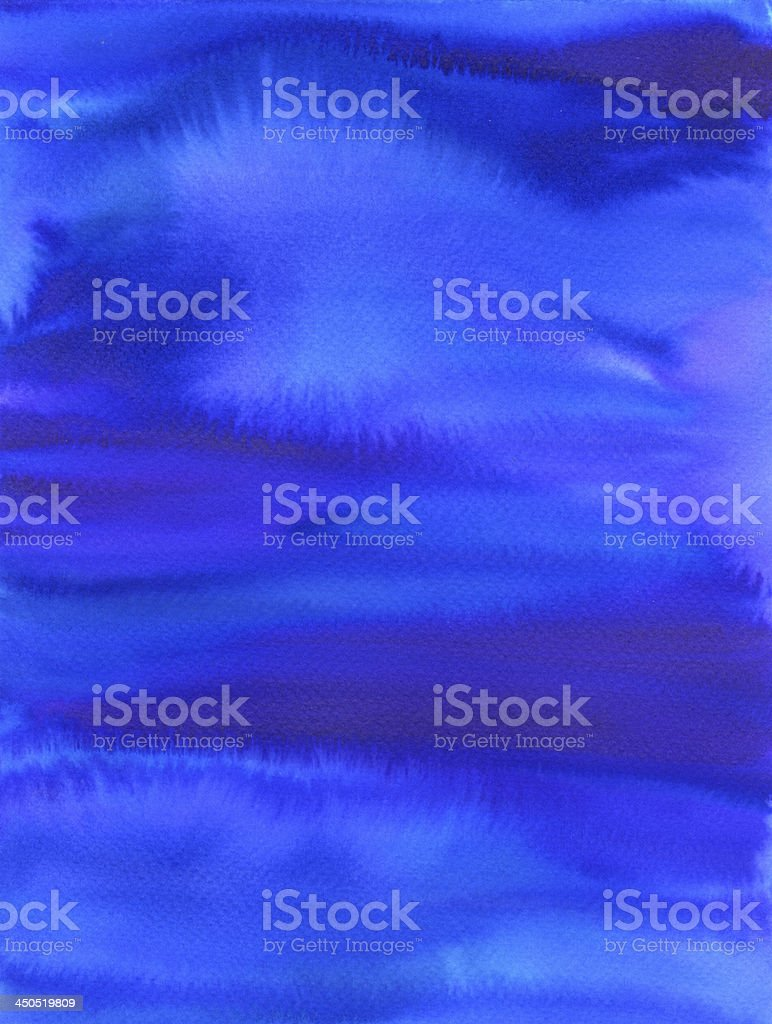 blue purple watercolour background royalty-free stock vector art