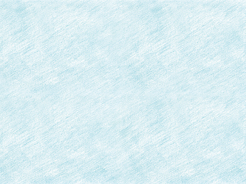 blue sky painted in colored pencils background