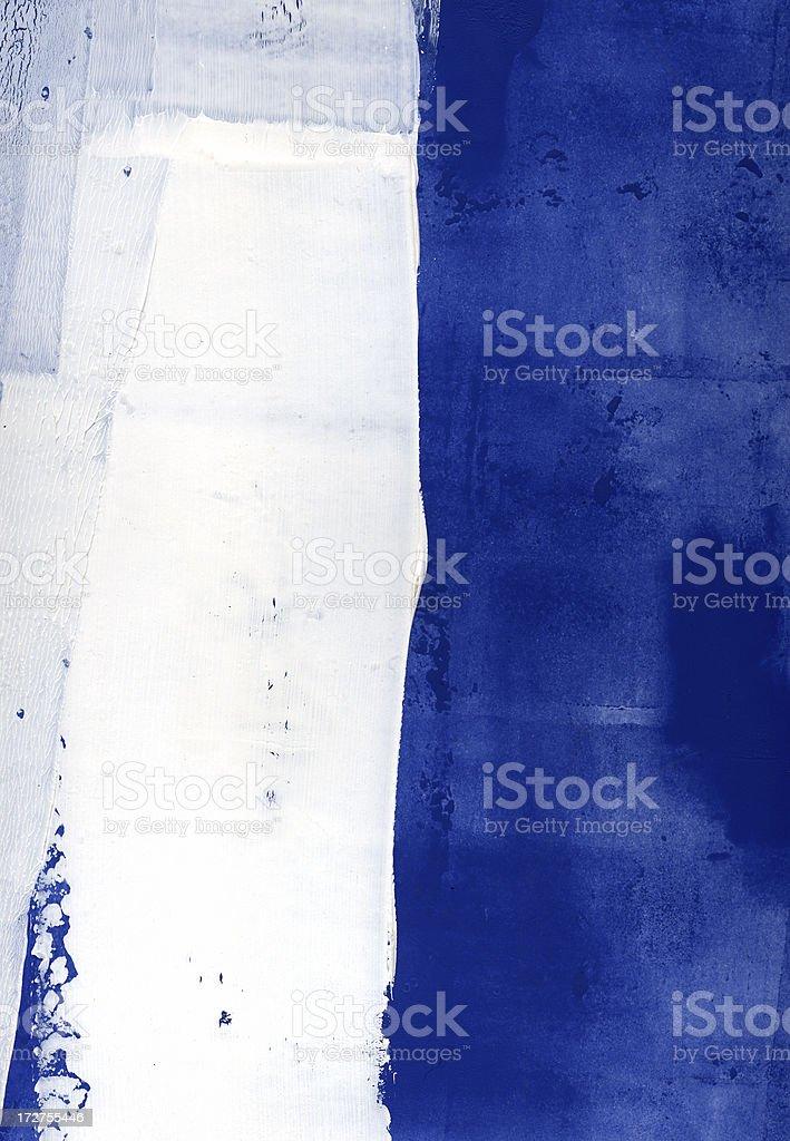 Blue white vertical royalty-free stock vector art