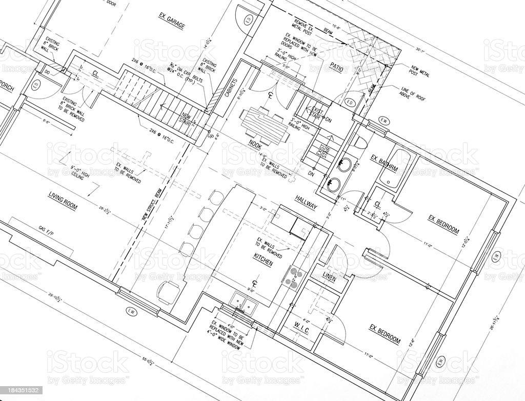blueprints royalty-free blueprints stock vector art & more images of blueprint