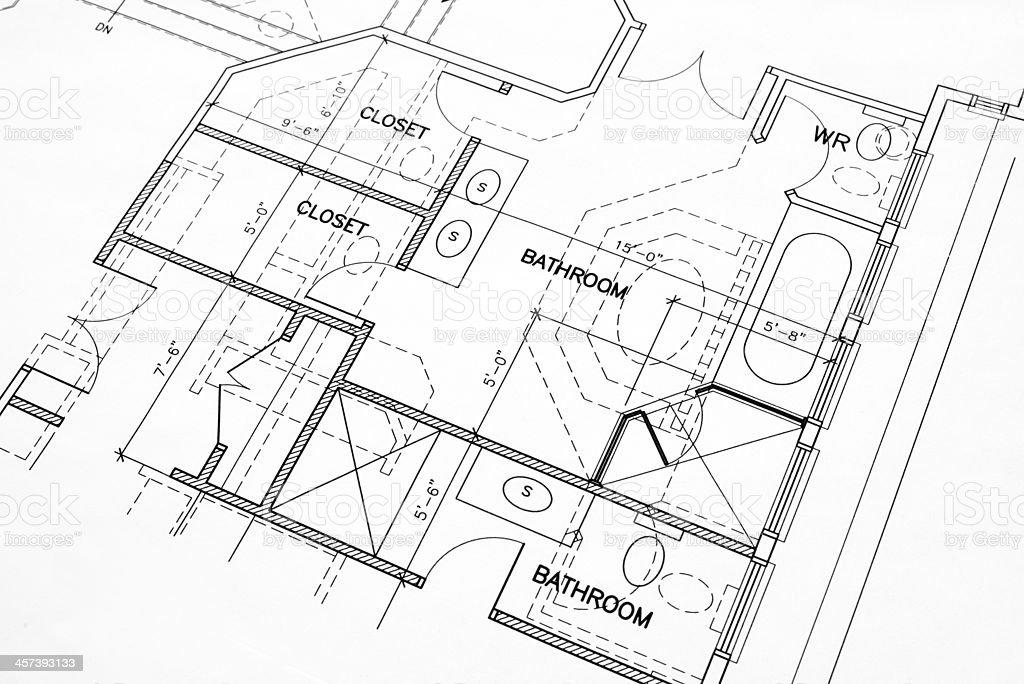 Blueprints stock vector art 457393133 istock blueprints royalty free stock vector art malvernweather Choice Image