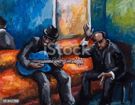 istock Blues 161842289