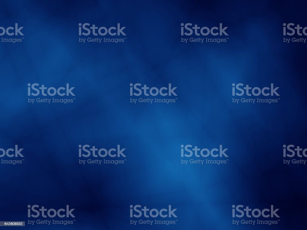 Blurred abstract blue unusual headers design vector art illustration