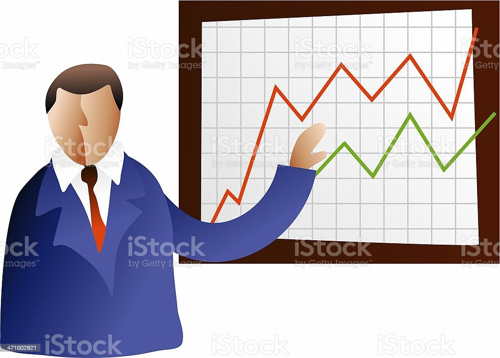 Board Meeting royalty-free stock vector art