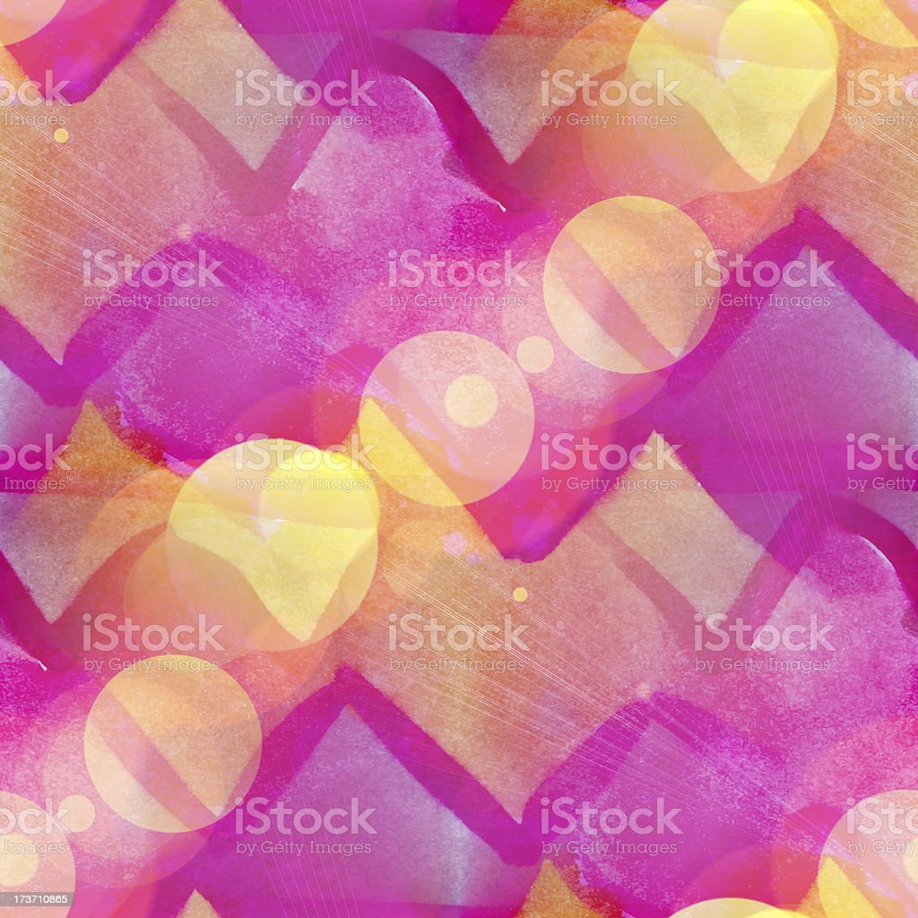 bokeh seamless art red, yellow watercolor design royalty-free bokeh seamless art red yellow watercolor design stock vector art & more images of abstract