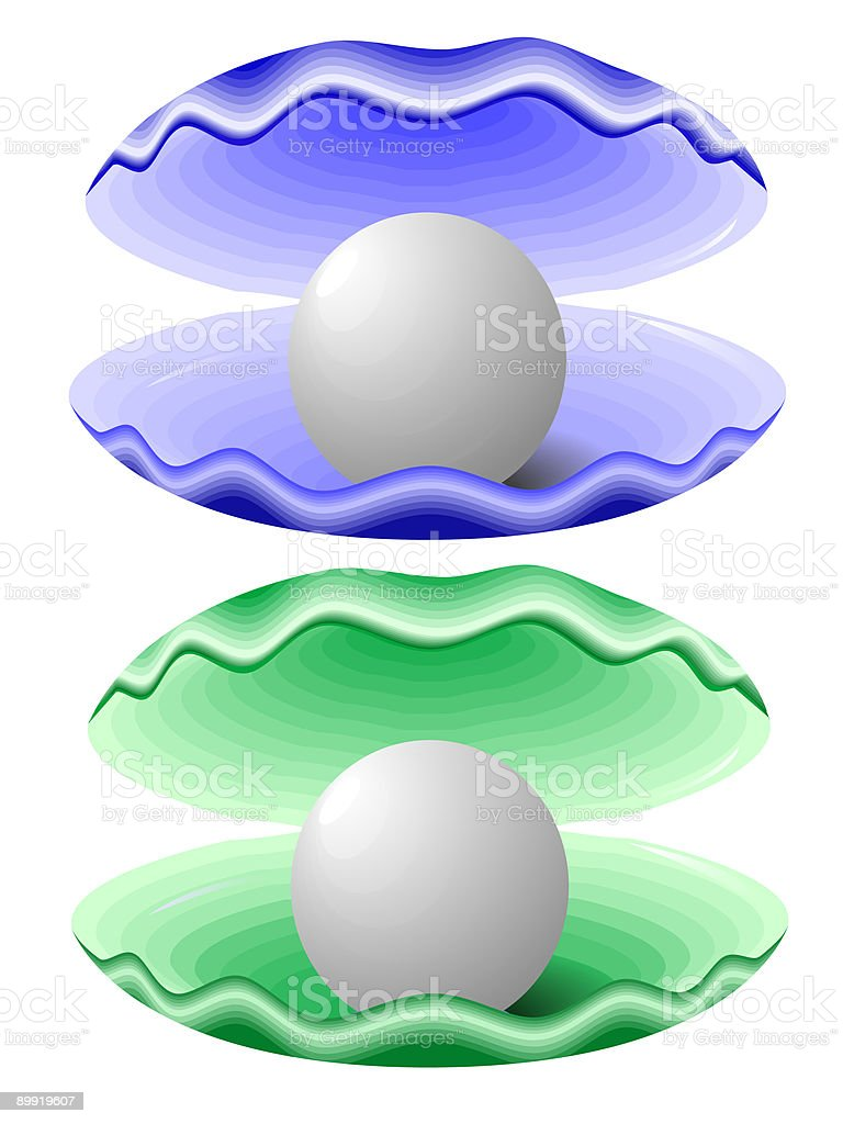 Bowl with pearls royalty-free bowl with pearls stock vector art & more images of bowl
