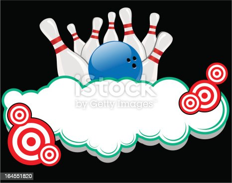 istock bowling banner 164551820
