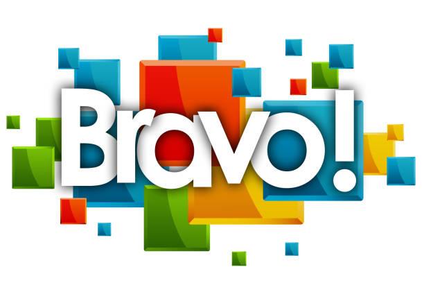 Bravo – Vektorgrafik