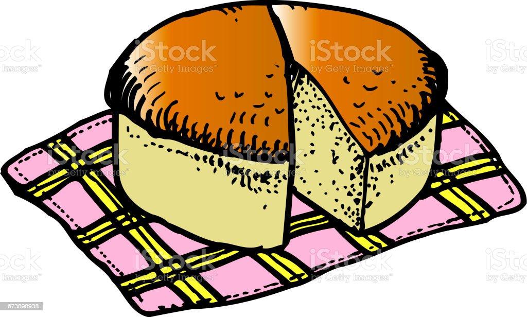 Pain  pain – cliparts vectoriels et plus d'images de aliment libre de droits