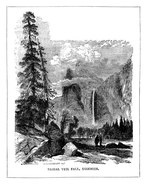 Yosemite National Park Clip Art