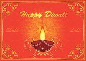 """""""Beautiful Diwali background. Eps 10 vector file, have transparency effects, with blend modes."""""""