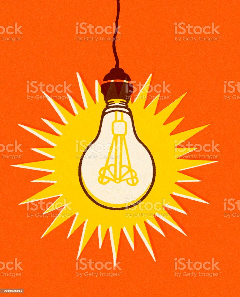 Image result for pop art lightbulb