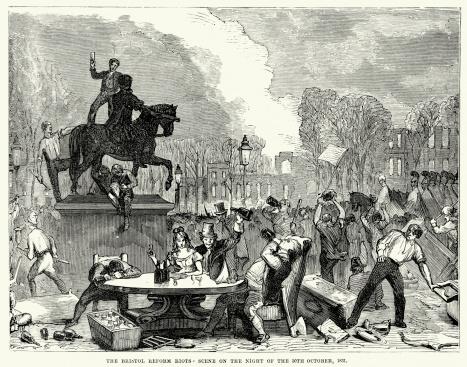 Bristol Reform Riots 1831