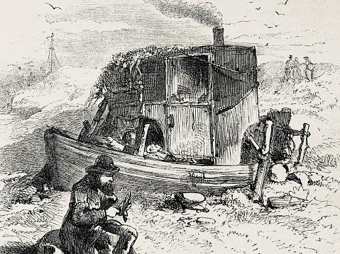 British hermit John Marley