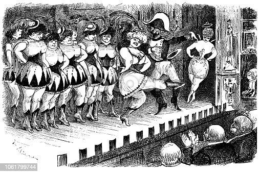 istock British London satire caricatures comics cartoon illustrations 1061799744