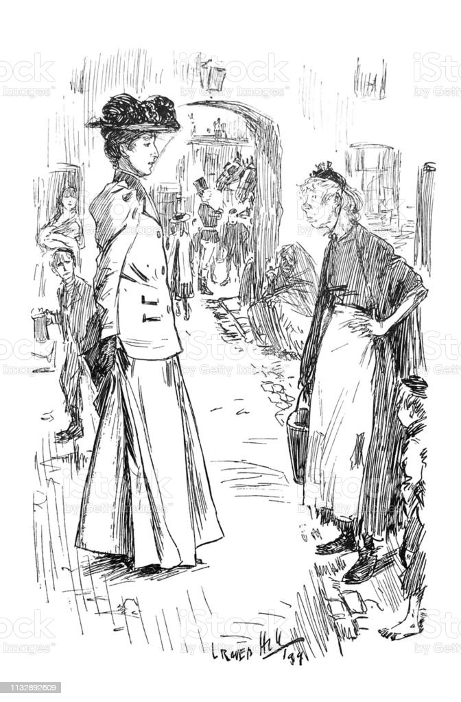From Punch\'s Almanack 1899.