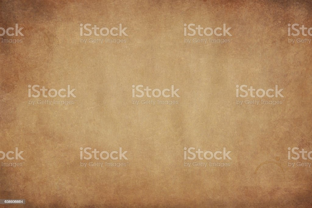 Brown Dotted Grunge Texture Background Stock Illustration