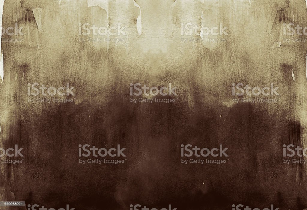 brown grundy watercolor background vector art illustration