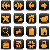Browser icons