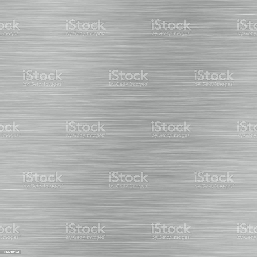 Brushed Metal Background (High Resolution Image)向量藝術插圖