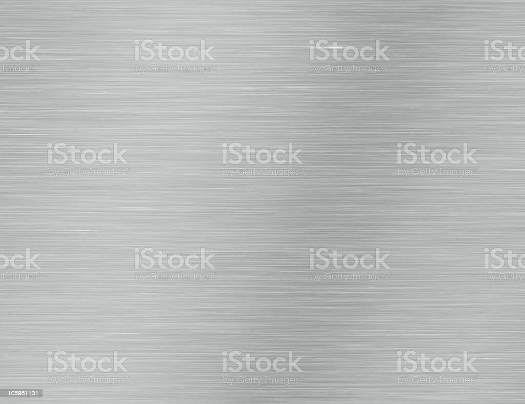 brushed metal royalty-free stock vector art