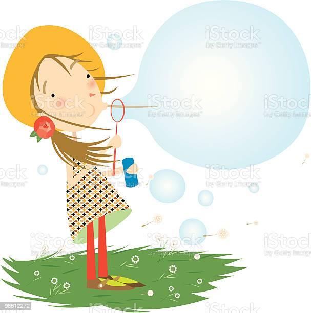 Bubbles-vektorgrafik och fler bilder på Barn