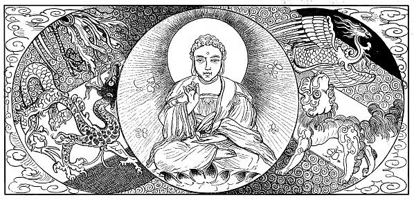 Buddha - Lotus
