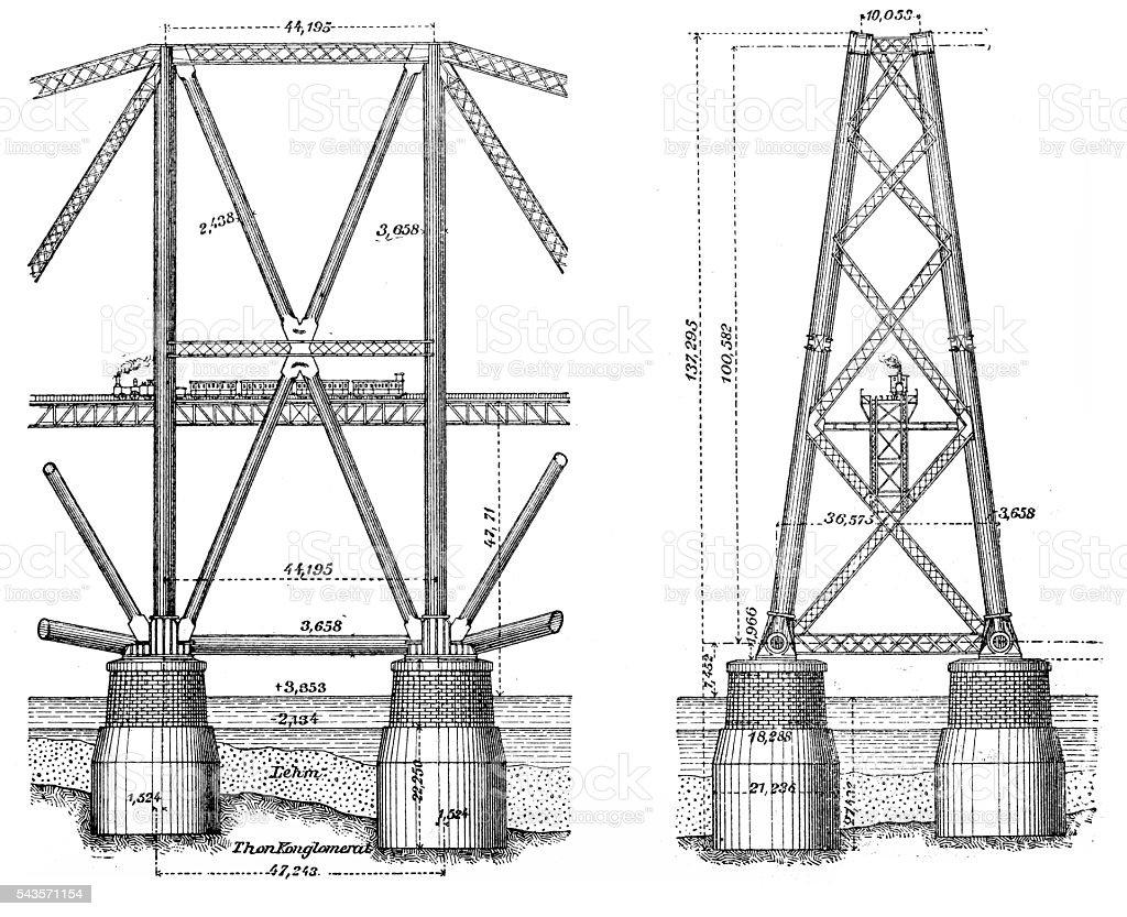 royalty free lift bridge clip art  vector images  u0026 illustrations