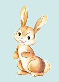 istock Bunny Rabbit 97226015