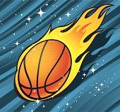 Burning Hoop