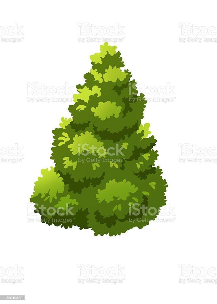 Bush - Illustration vectorielle