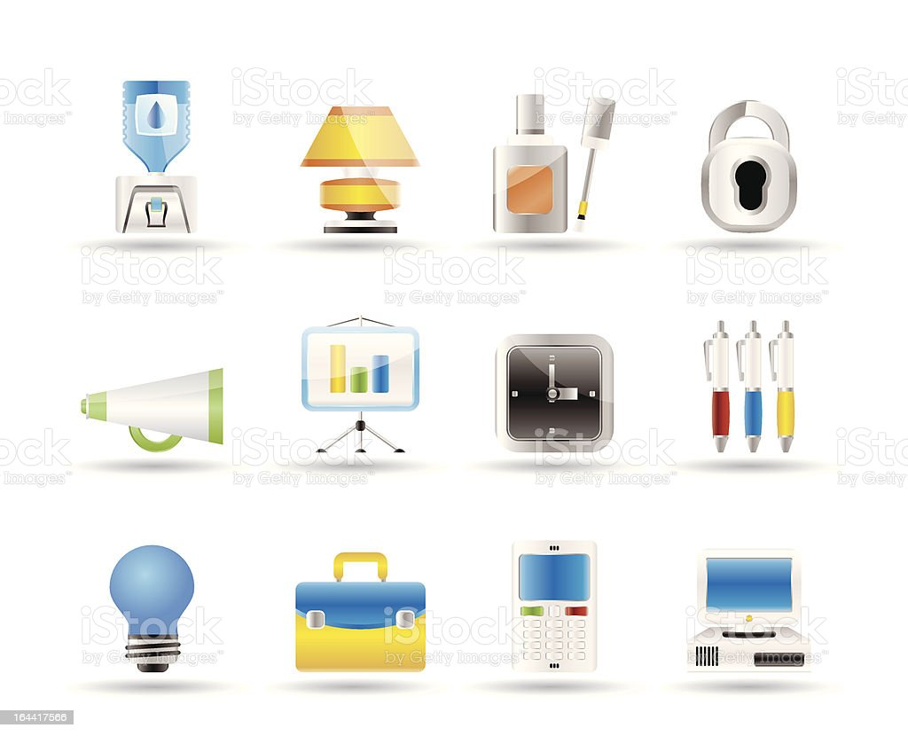 Business and office icons royalty-free business and office icons stock vector art & more images of alcohol