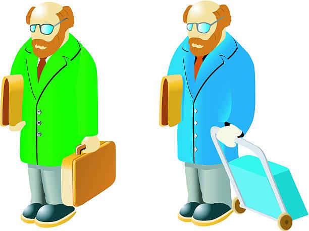 ilustrações, clipart, desenhos animados e ícones de passageiro da classe executiva - salas de aula