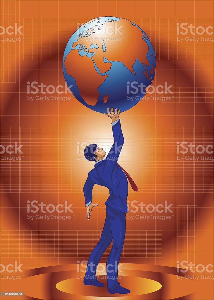 Business Guru IV royalty-free business guru iv stock vector art & more images of adult