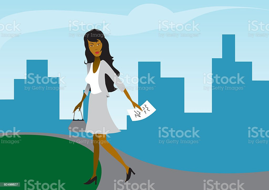 business_woman royalty-free businesswoman stock vector art & more images of adult