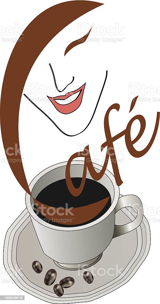 Café royalty-free café stock vector art & more images of adult