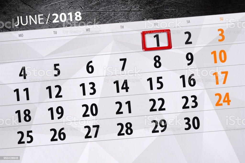Ilustración de Calendario Día Mes Negocio Concepto Diario Plazo ...