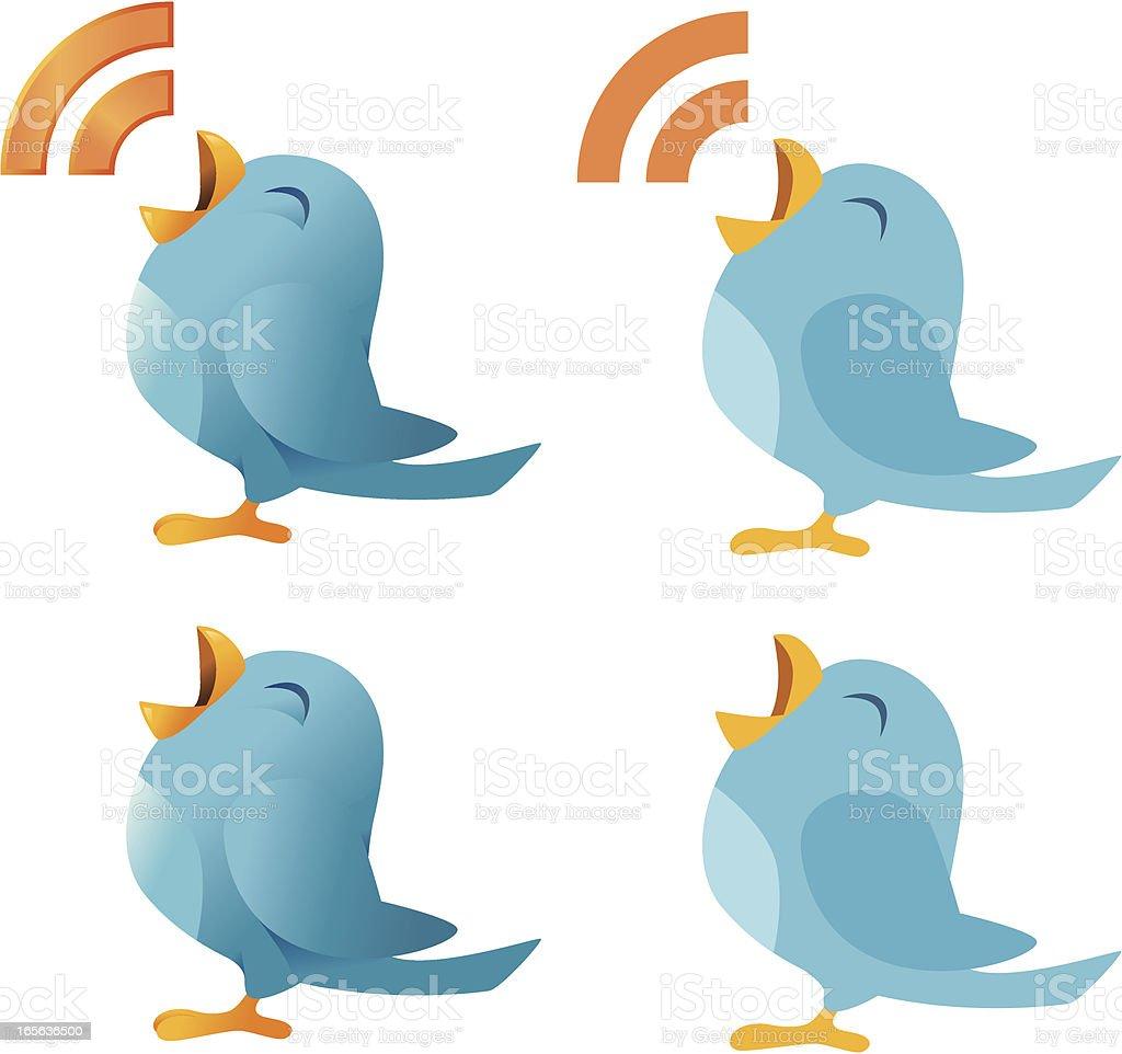 calling birds stock vector art 165636500 istock