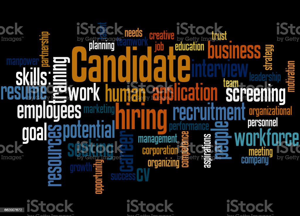 Candidate, word cloud concept 8 royalty-free candidate word cloud concept 8 stock vector art & more images of business