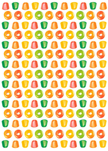 Candy pattern http://csaimages.com/images/istockprofile/csa_vector_dsp.jpg gum drop stock illustrations