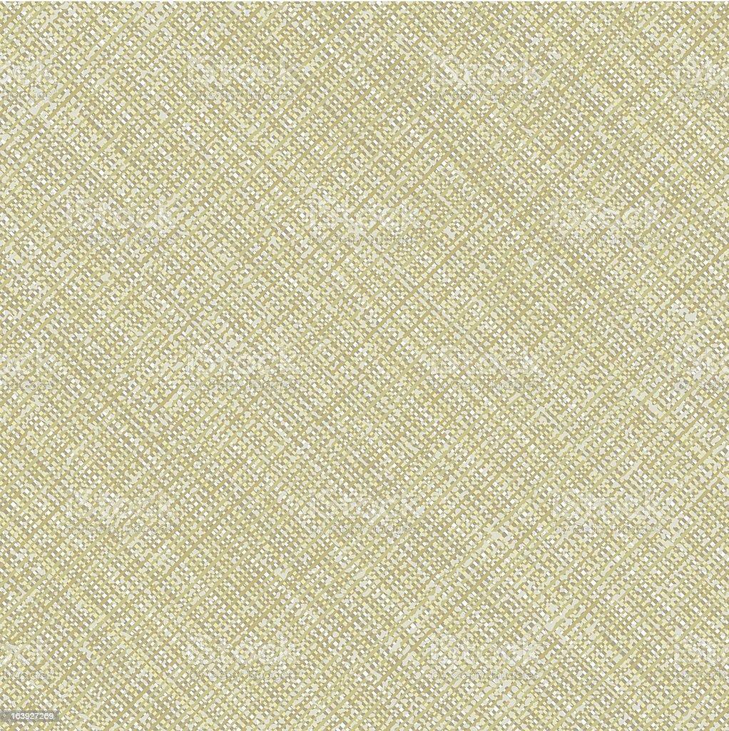 Canvas texture diagonal pattern vector art illustration