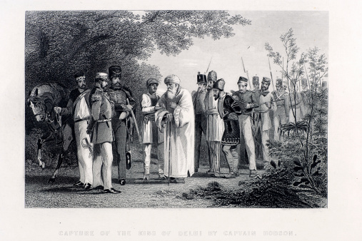 Capture of the King