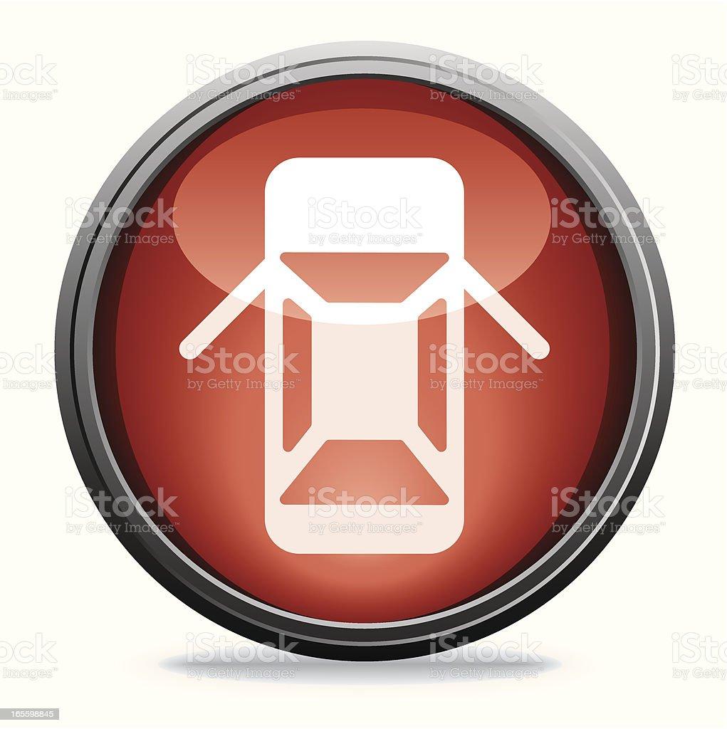 Car Door | Glass Collection royalty-free stock vector art