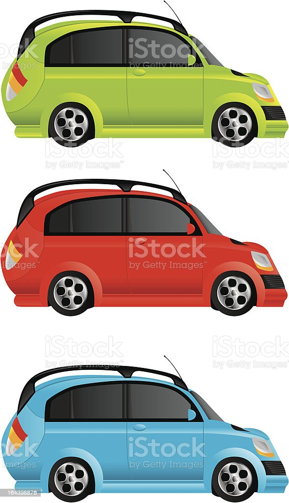 Car vector art illustration