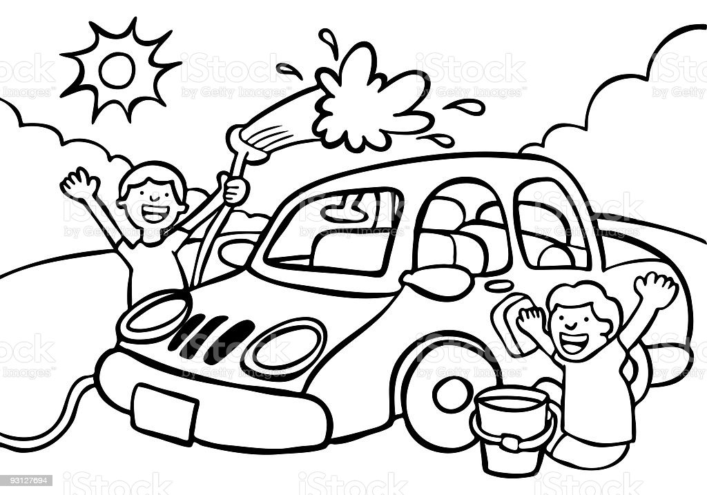Clipart Car Wash Fundraiser