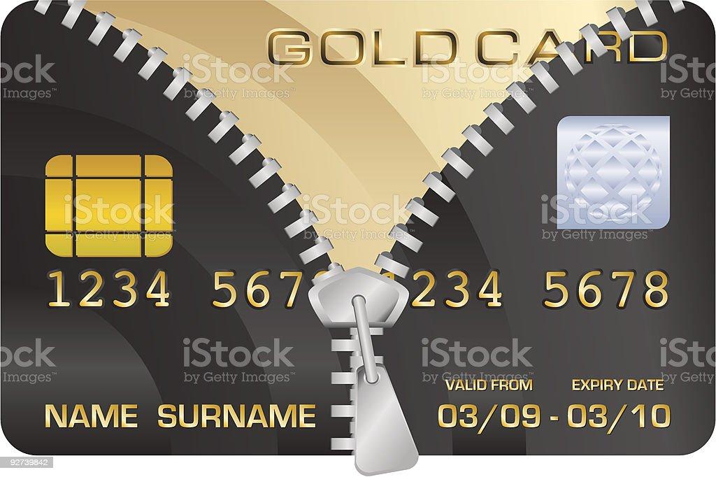 Card upgrade royalty-free stock vector art